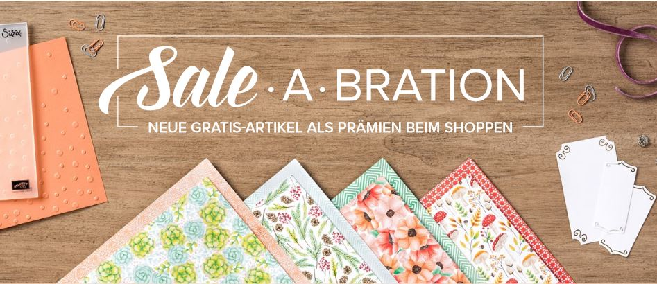 Sale-A-Bration 2019 – Teil 3